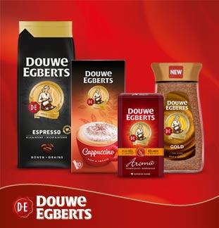 Action épargne Douwe Egberts  5€ remboursés