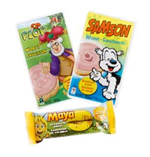 Cashback Saucisson Plop, Samson ou Maya 0,50€ Remboursé sur myShopi