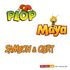Worst Plop, Samson of Maya de Bij 0,50€ Terugbetaald cashback op myShopi