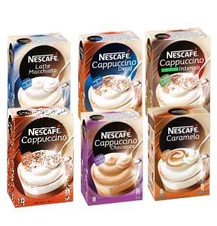 NESCAFÉ Cappuccino 100% Terugbetaald cashback op myShopi