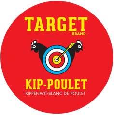 Target Kip 1+1 Gratis cashback op myShopi