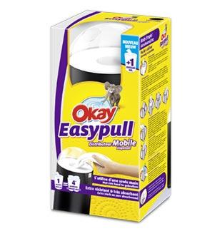 Okay Easypull Mobile Dispenser 100% Terugbetaald cashback op myShopi