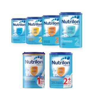 Nutrilon - Lait de croissance 5€ Remboursés