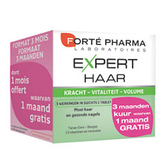 Forté Pharma Expert Haar 2€ Terugbetaald cashback op myShopi