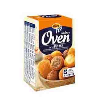 Mora Oven Fun Mix €1 terugbetaald