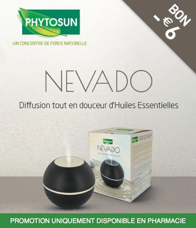 Cashback Phytosun Nevado 6€ Remboursés sur myShopi