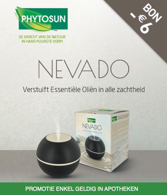 Phytosun Nevado 6€ Terugbetaald  cashback op myShopi