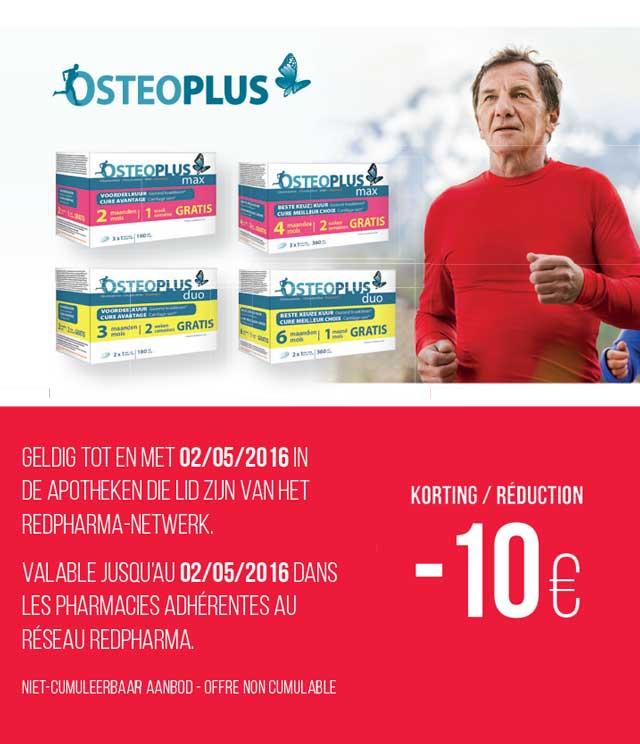 Osteoplus 10€ Terugbetaald cashback op myShopi