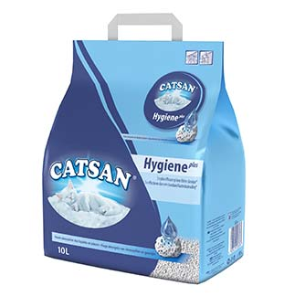 Catsan® kattenbakvulling Hygiene plus 10L 50% Terugbetaald cashback op myShopi