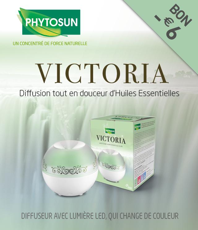 Cashback Phytosun Victoria 6€ Remboursés sur myShopi