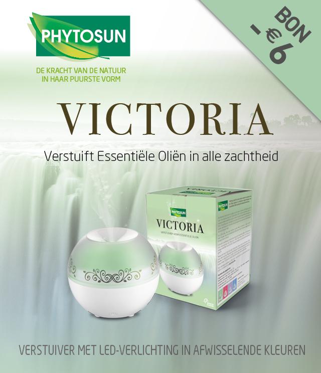 Phytosun Victoria 6€ Terugbetaald  cashback op myShopi