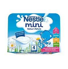 Nestlé Baby mini 1 + 1 Gratis cashback op myShopi