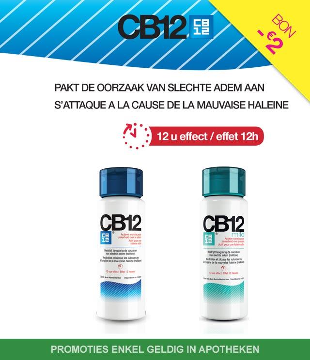 CB12 - Slechte Adem 2€ Terugbetaald cashback op myShopi