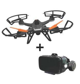 Orange Drone + Orange VR headset cashback : €39 terugbetaald