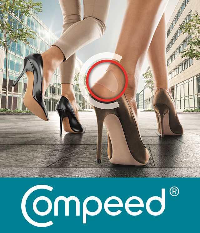 Cashback COMPEED® Ampoules 2€ Remboursés sur myShopi