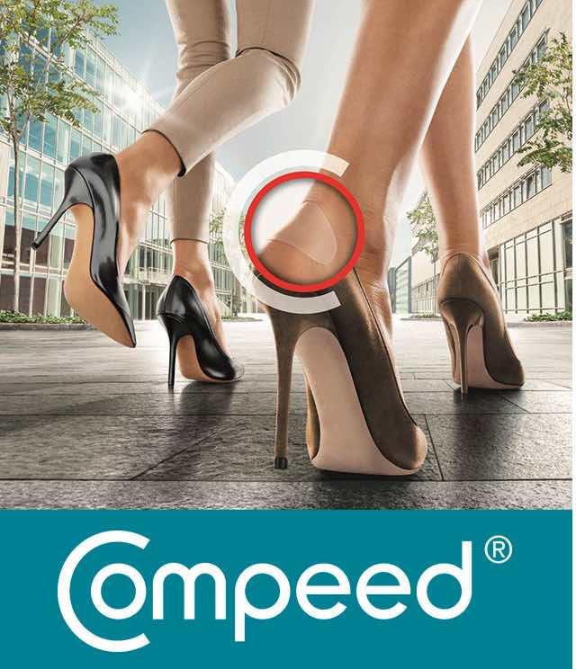 COMPEED® Blarenpleisters 2€ Terugbetaald cashback op myShopi