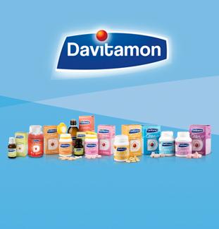 Davitamon vitamines €5 terugbetaald cashback op myShopi