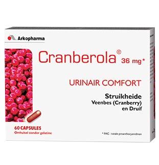 Arkopharma Cranberola 1,50€ Terugbetaald cashback op myShopi