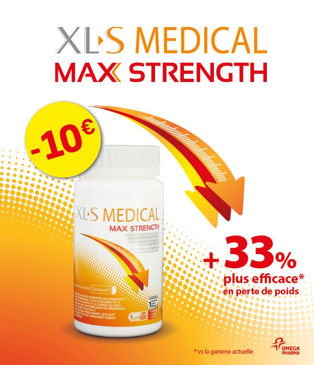 Cashback XL-S Medical  10€ Remboursés sur myShopi