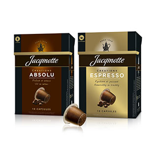 Jacqmotte capsules 100% Terugbetaald cashback op myShopi