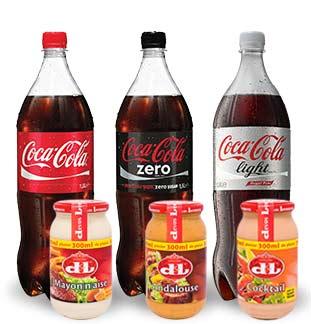 Coca-Cola & Devos Lemmens 7,50€ Terugbetaald cashback op myShopi