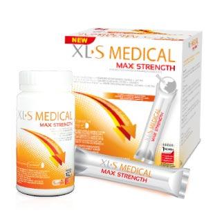 Cashback XLS Medical Max Strength : 10€ remboursés