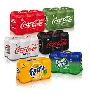 Cashback Coca Cola Sunday Only Offer €2 Remboursés sur myShopi