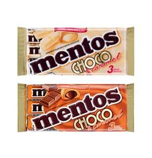 Mentos Choco 1€ Terugbetaald cashback op myShopi