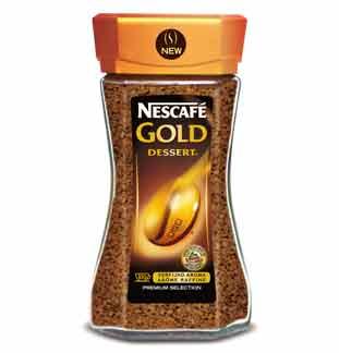 NESCAFÉ® Gold Dessert 2€ Korting cashback op myShopi