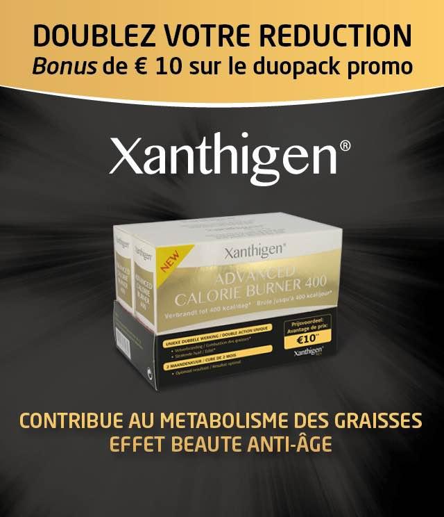 Cashback Xanthigen - Effet beauté anti-âge 10€ Remboursés sur myShopi