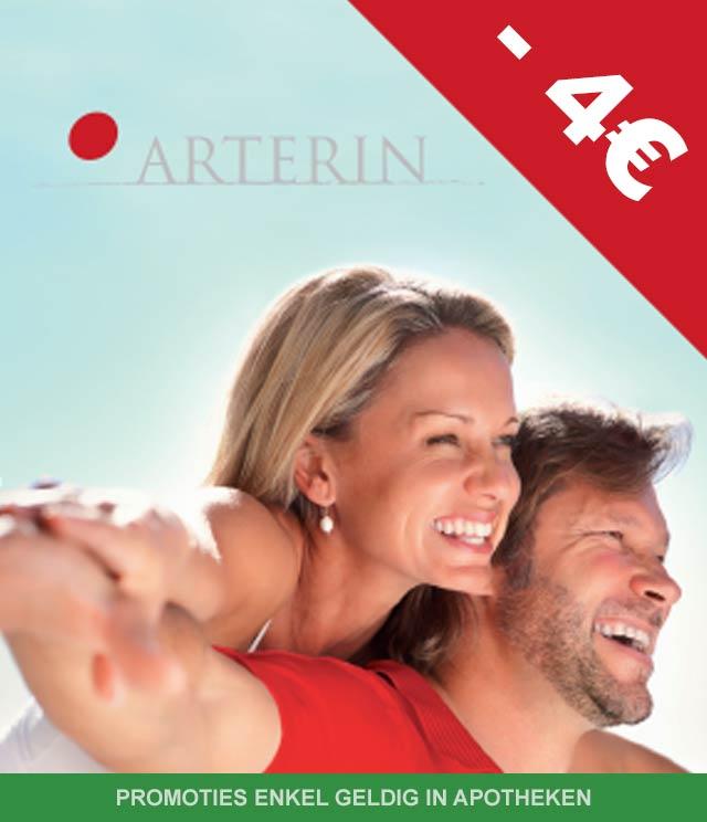 Arterin - Cholesterol 4€ Terugbetaald cashback op myShopi