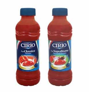 Cirio Tomaten Passata 1+1 Gratis cashback op myShopi