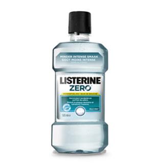 Listerine 500ml 100% Terugbetaald cashback op myShopi