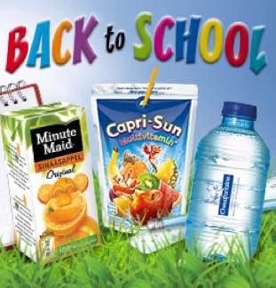 Spaaractie Back To School 5€ Terugbetaald cashback op myShopi
