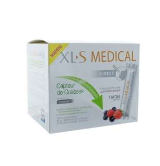 XL-S Medical - Vetbinder 10€ Terugbetaald cashback op myShopi