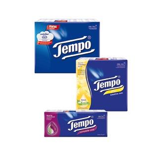 100% terugbetaald TEMPO zakdoeken 100% terugbetaald