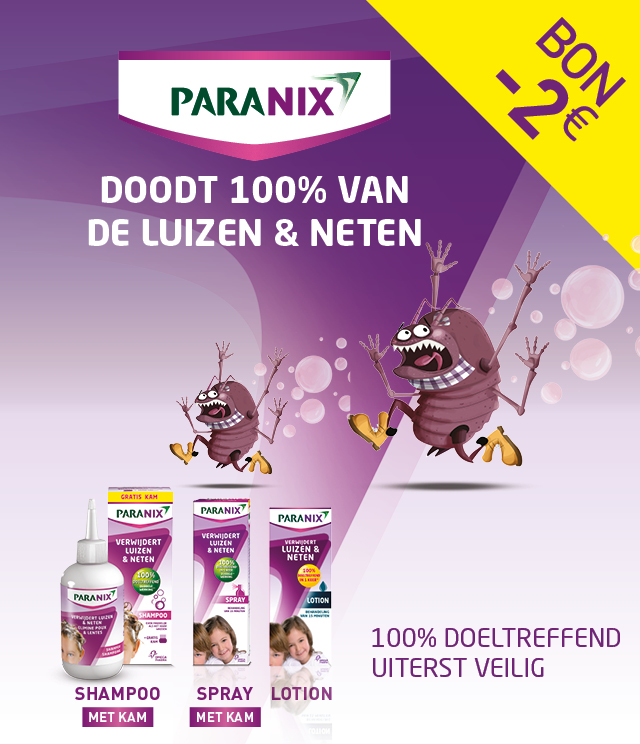 Paranix 2€ terugbetaald cashback op myShopi