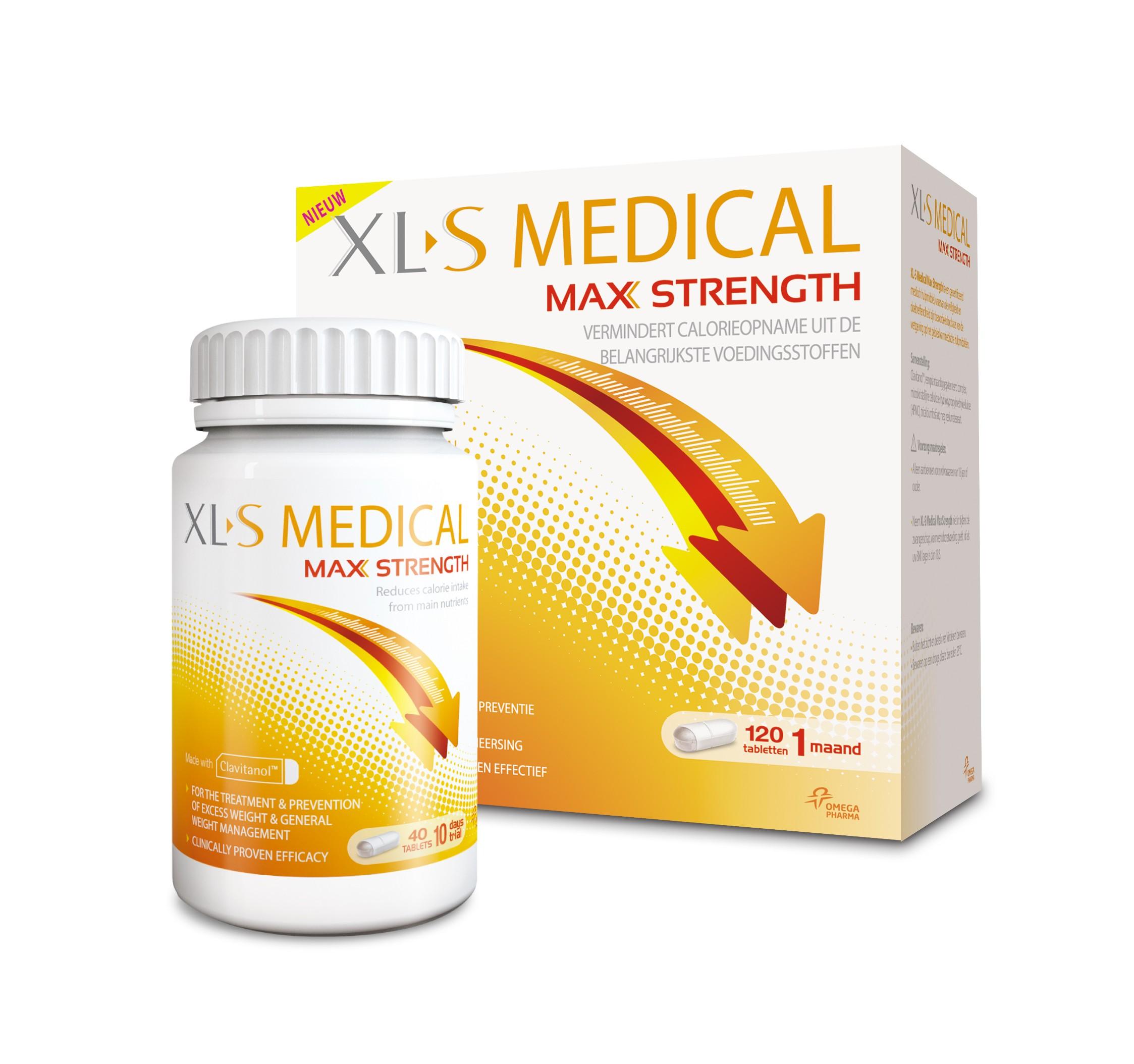 XL-S Medical voor gewichtsverlies 10€ Terugbetaald cashback op myShopi