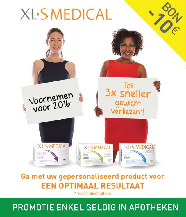 XL-S Medical 10€ Terugbetaald cashback op myShopi