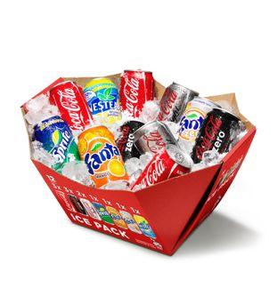 Cashback Icepack Coca-Cola 2€ Remboursés sur myShopi