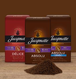 Jacqmotte paquet Arôme 50% remboursés