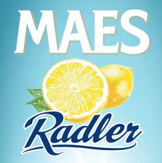 Maes Radler Citroen of Pompelmoes