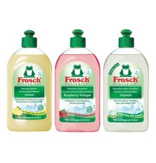 Frosch afwasmiddel 100% Terugbetaald cashback op myShopi