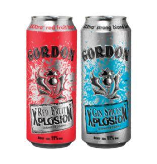 Gordon Xplosion Bier 1€ Terugbetaald cashback op myShopi