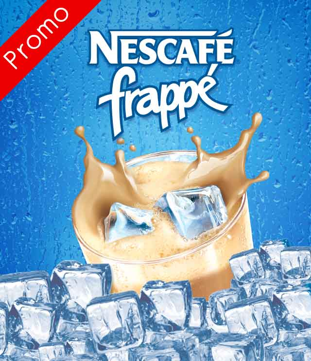 NESCAFÉ® Frappé 1€ Korting cashback op myShopi