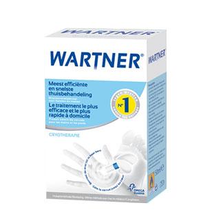 Wartner Cryotherapie 8€ Terugbetaald cashback op myShopi