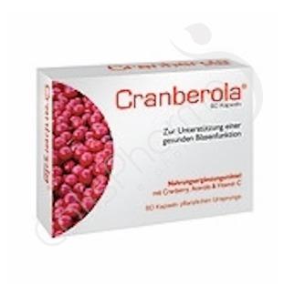 Cranberola - Urinair comfort 2€ Terugbetaald cashback op myShopi