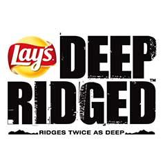 Lay's Deep Ridged 1 + 1 Gratis cashback op myShopi