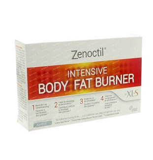Cashback Zenoctil Intensive Body Fat Burner 6€ Remboursés sur myShopi