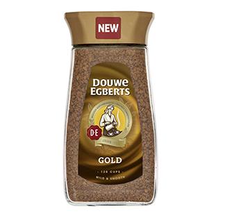 Douwe Egberts Gold oploskoffie 50% Terugbetaald cashback op myShopi